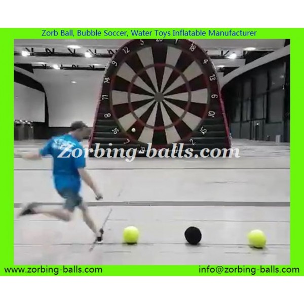 09 Inflatable Soccer Darts