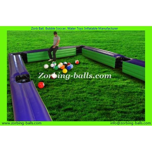10 Inflatable Football Pool