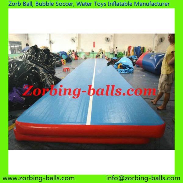 02 Inflatable Air Track Gymnastics