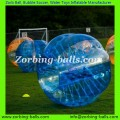 Inflatable Bubble Football Mieten