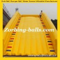 07 Inflatable Zorbing Ramp