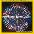 GZ07 Shining Zorbing Ball