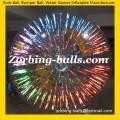 GZ03 Fluorescent Zorb Ball