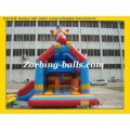 14 Inflatable Bounce House Combo