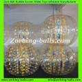 Bumper 39 Inflatable Bubble Balls Soccer Game