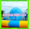 38 Inflatable Wheel Toy Roller on Water