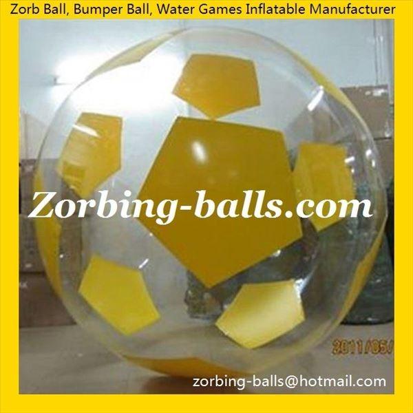 SWB05 Soccer Water Zorbing
