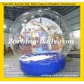 Snowball 25 Inflatable Snow Ball with Picture