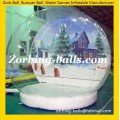 Snowball 27 Inflatable Christmas Snow Ball