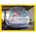 Snowball 29 Inflatable Christmas Snowing Ball