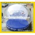 Snowball 31 Inflatable Christmas Snow Globe