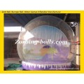 Snowball 32 Inflatable Snowing Globe