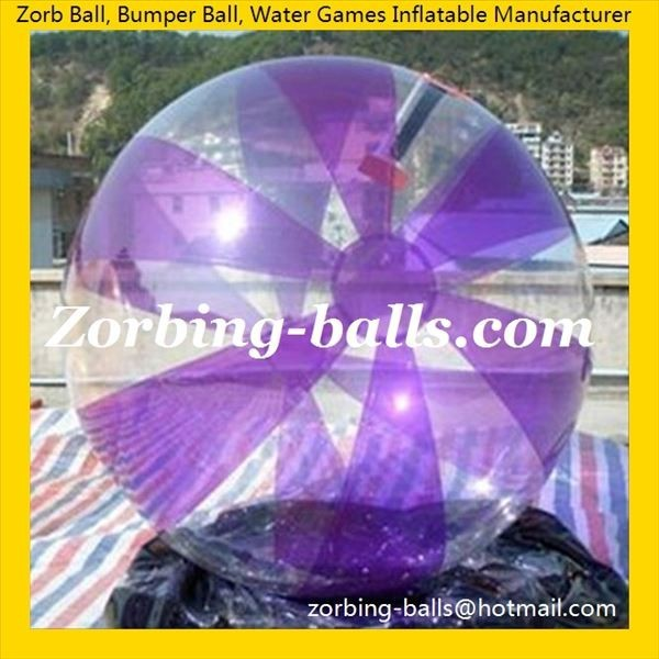 HWB02 Half Color Walking Water Ball