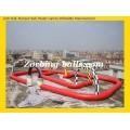 19 Zorbing Ball Race Track