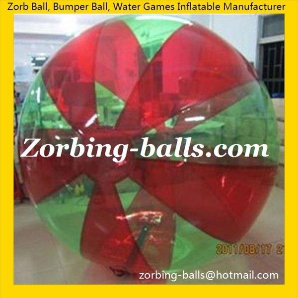 HWB03 Half Color Water Walk Ball