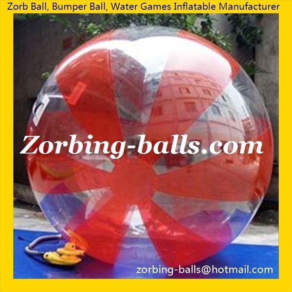 HWB04 Half Color Water Walking Ball