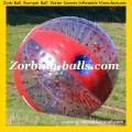 FZ10 Christmas Zorbing Ride on Grass