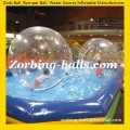Ball 76 Inflatable Zorbing Ball on Water UK Globally