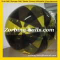 MWB03 Color Zorb Ball on Water