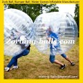 Football Zorb Inflatable Body Zorb Ball