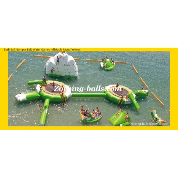 02 Inflatable Water Park