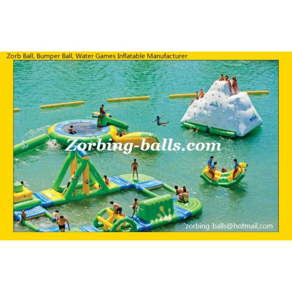 04 Inflatable Pool Games