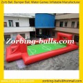 Inflatable Soccer Field Game
