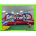 Zorb Ball Course