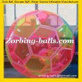 Hamster Ball on Water