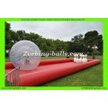 Inflatable Human Bowling Ball Track
