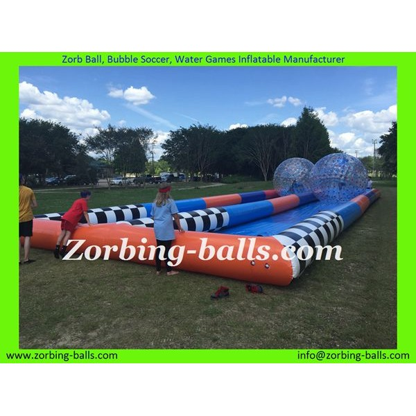 28 Zorb Ball Track