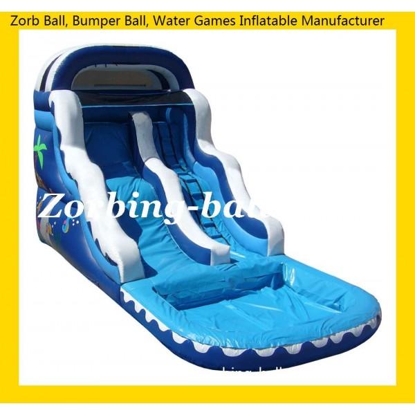 14 Water Slide