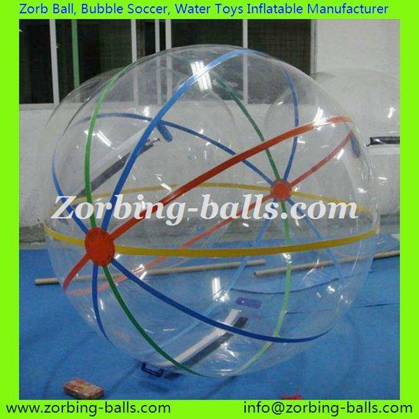 Human Hamster Ball for Water - Zorbing-balls com