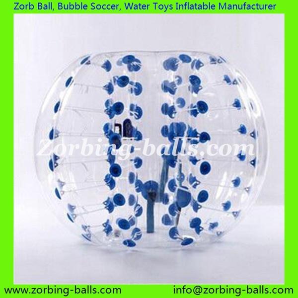 96 Human Bubble Ball
