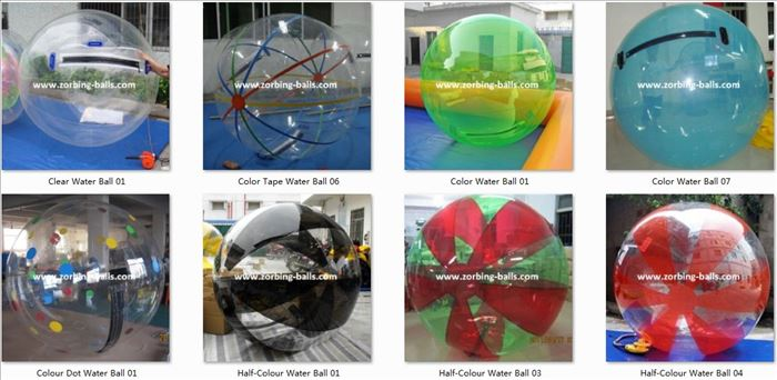 Water ball, Inflatable Water Ball, Water Walking Ball, Water Walkerz